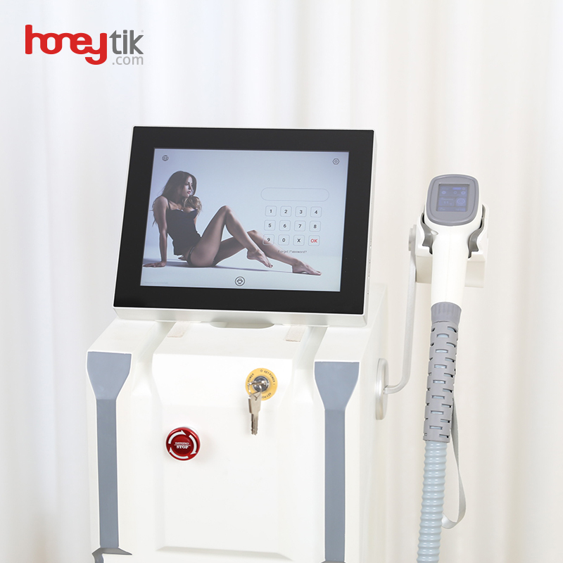 Diode 808nm Laser Hair Removal Equipment Best Selling Good Price Intelligent Android System High Energy 1000w