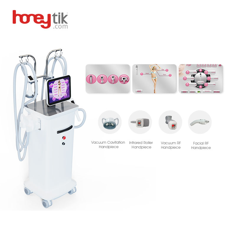 body contouring rf vacuum cavitation machine professional good quality low price ultrasonic cellulite reduction for sale