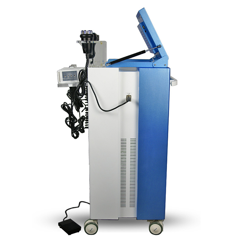 Cavitation laser non surgical multipolar lifting body slimming LS650