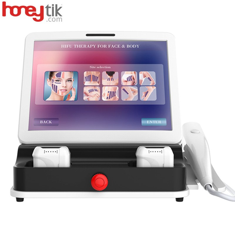 Ultrasonic hifu machine wrinkle remover with ce