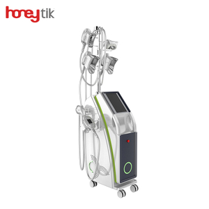 cryolipolysis machine with big touch screen easy operation