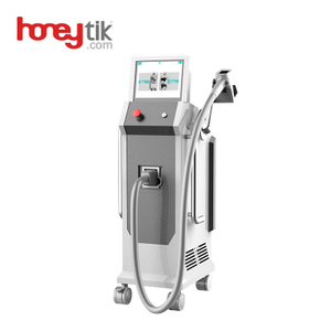 Diode 808nm Laser Hair Removal Machine Hot Trending Professional Painless Vertical Ce Approved Skin Rejuvenation